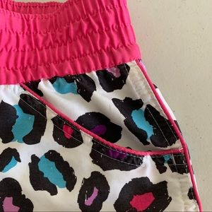 Shorts - 🌺 4/$20 Pink Leopard Swim Shorts